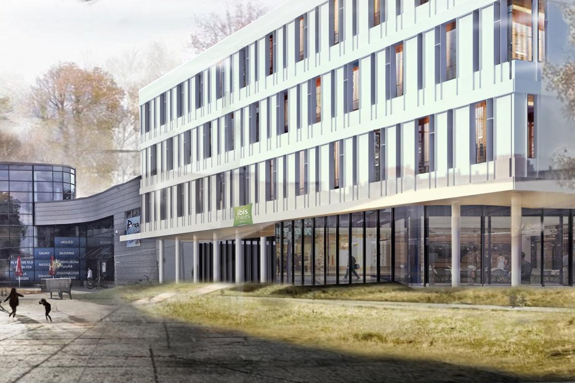 Ceramiczne inspiracje zawitają do wnętrz hotelu ibis w Bolesławcu