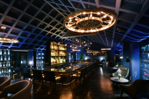 Kun Whiskey Bar - niezwykłe wnętrze baru dla chińskiego śpiewaka