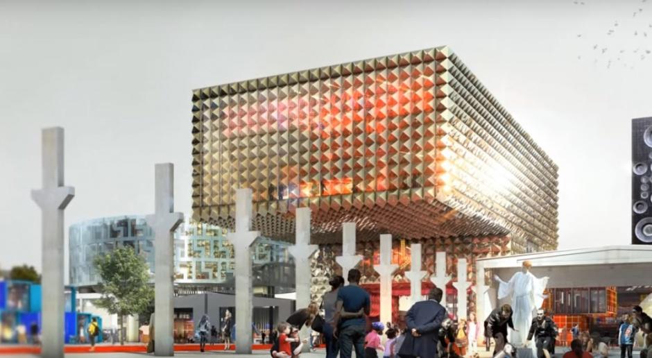 Budynek z rockowym pazurem od holenderskich projektantów