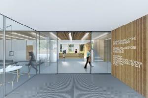 Ośrodek Zdrowia jako budynek pasywny. Oto projekt Forum Architekci