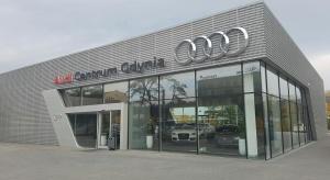 Powstał pierwszy salon Audi w Gdyni