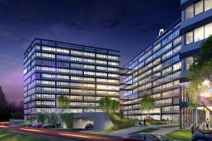 Tertium Business Park - nowy biurowiec w Krakowie