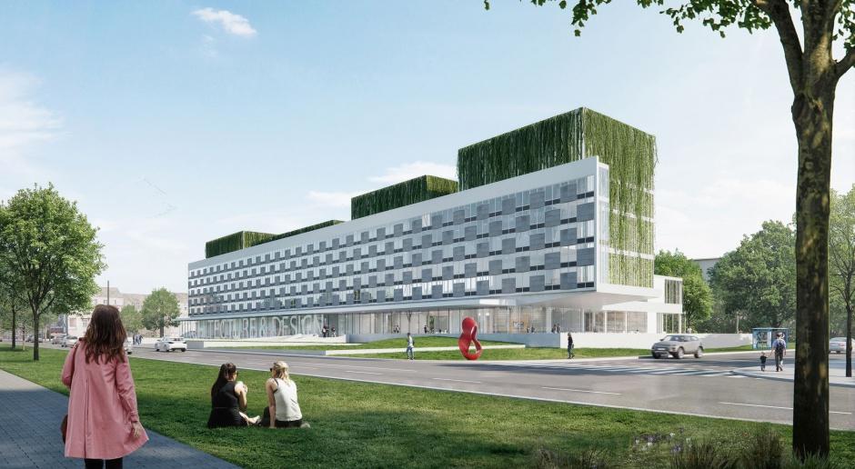 Ministerstwo kupi hotel Cracovia. W planach Muzeum Designu i Architektury