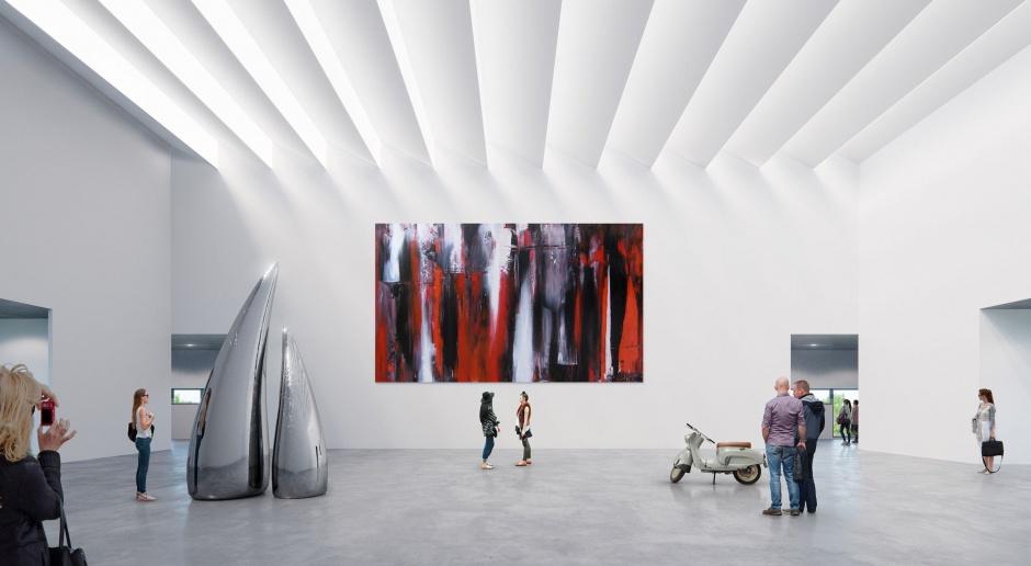 Muzeum designu i architektury w Krakowie. Kiedy pierwsza wystawa?
