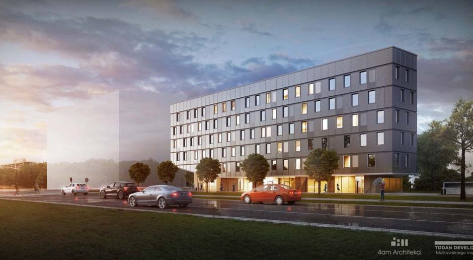 Witosa Point - nowy biurowiec na warszawskim Mokotowie. To projekt 4am Architekci