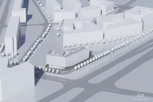 Witosa Point - spojrzenie na projekt okiem architekta