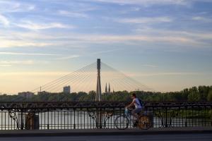 Warszawa w czołówce zielonych miast świata