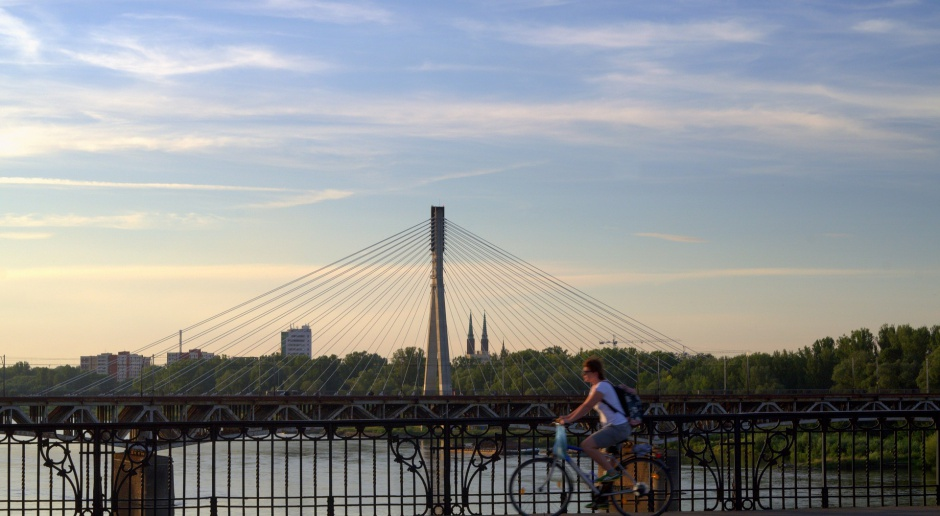 Eko, wspólna i aktywna – taka chce być Warszawa