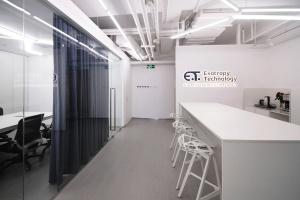 Oto biuro dla E.T.