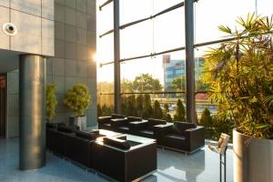 Kompleks Jerozolimskie Business Park goni nowoczesne biurowce