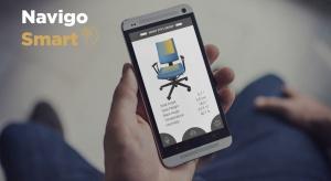 Krzesło na miarę przyszłości. Skoryguje postawę i przypomni o ruchu przez... smartfon