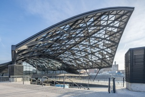 Łódź Fabryczna nominowana w dwóch kategoriach Property Design Award 2017!
