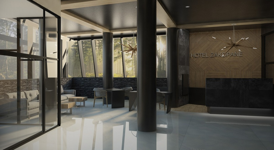 Nowy hotel w Zakopanem. Jest projekt i wykonawca