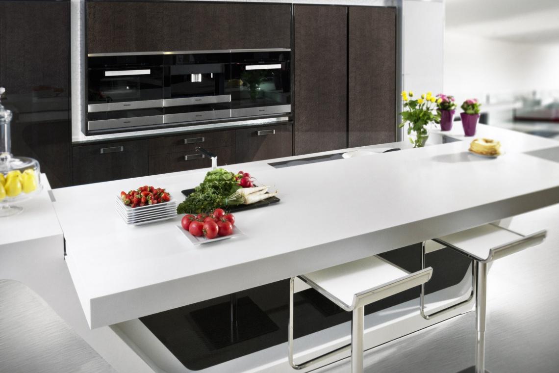 Kuchenne trendy w tonacji black&white - poznasz je na 4 Design Days
