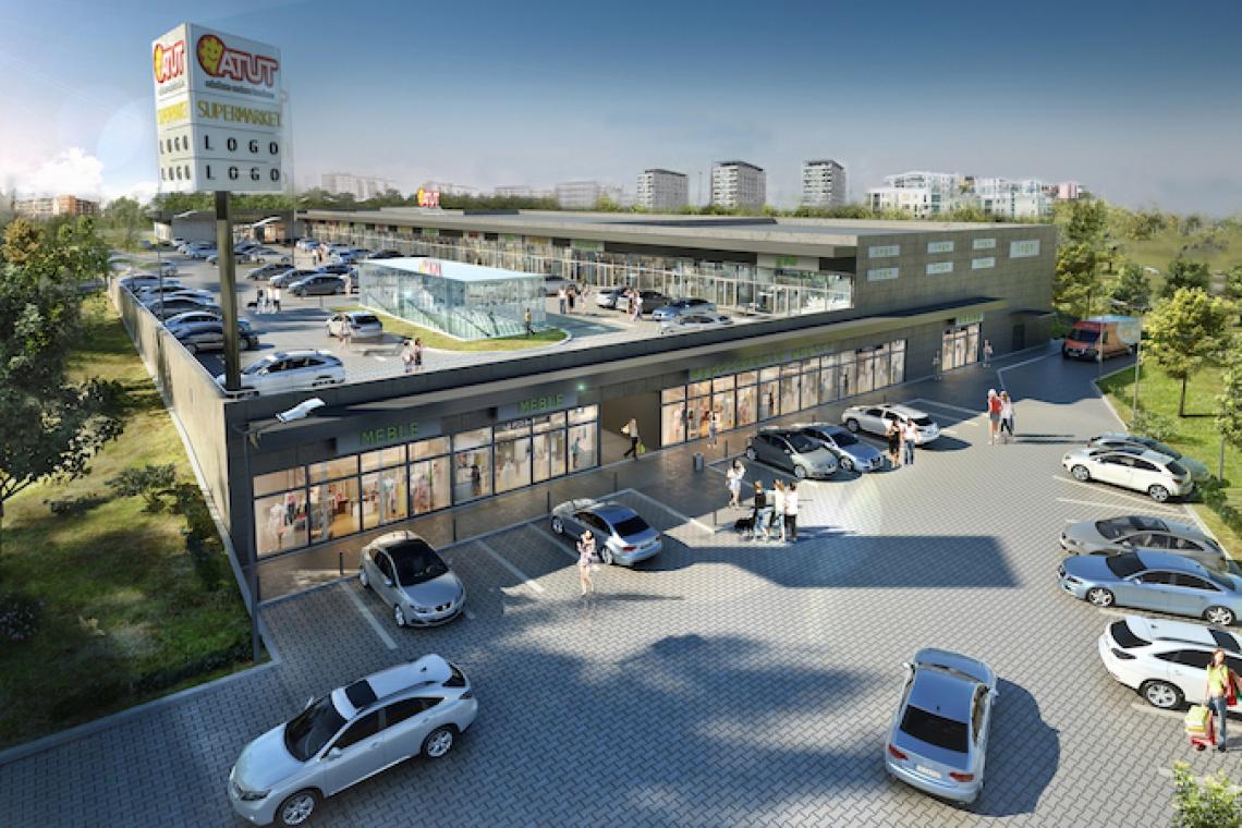 W Krakowie powstanie kolejne centrum handlowe