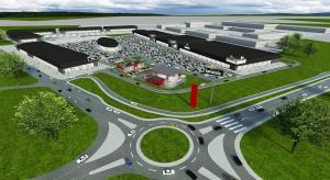 Nowy park handlowy w Siedlcach. To projekt Bose International
