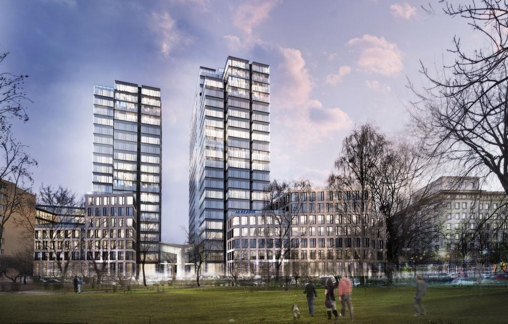 Tak wyglądać będzie najwyższy budynek w Polsce. Poznaj Varso!