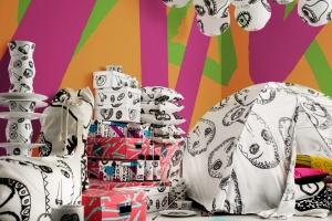 Nie myśl – tańcz! Zobacz limitowaną kolekcję Spridd od IKEA