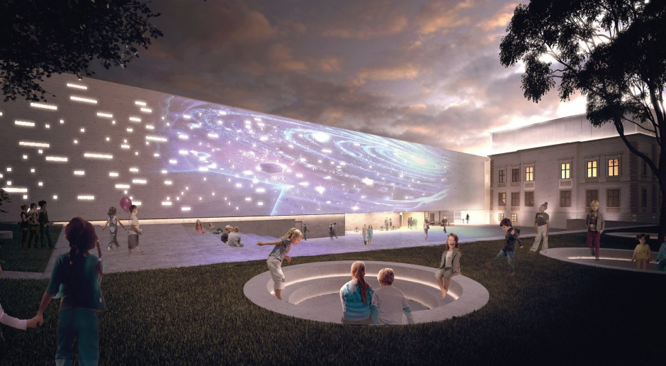 Warszawska pracownia zaprojektuje bielskie Centrum Bajki i Animacji
