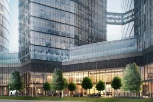Najbardziej innowacyjny projekt biurowy? O ten tytuł powalczy Warsaw Hub