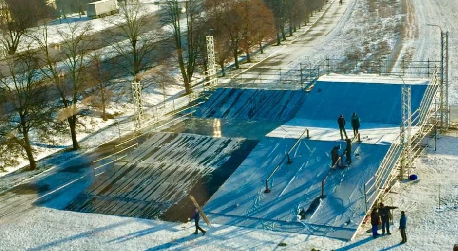 W Warszawie powstanie jedyny taki snowpark