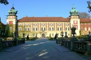 W łańcuckim zamku zostaną odtworzone historyczne Łaźnie Rzymskie