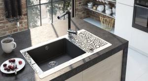Hybrydowe połączenie szkła i granitu - zobacz kuchenne premiery na 4 Design Days