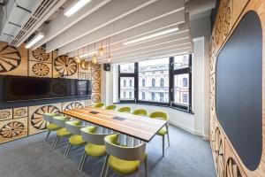 W Opera Software chcieli mieć najlepsze biuro na świecie. Projekt wart Property Design Awards