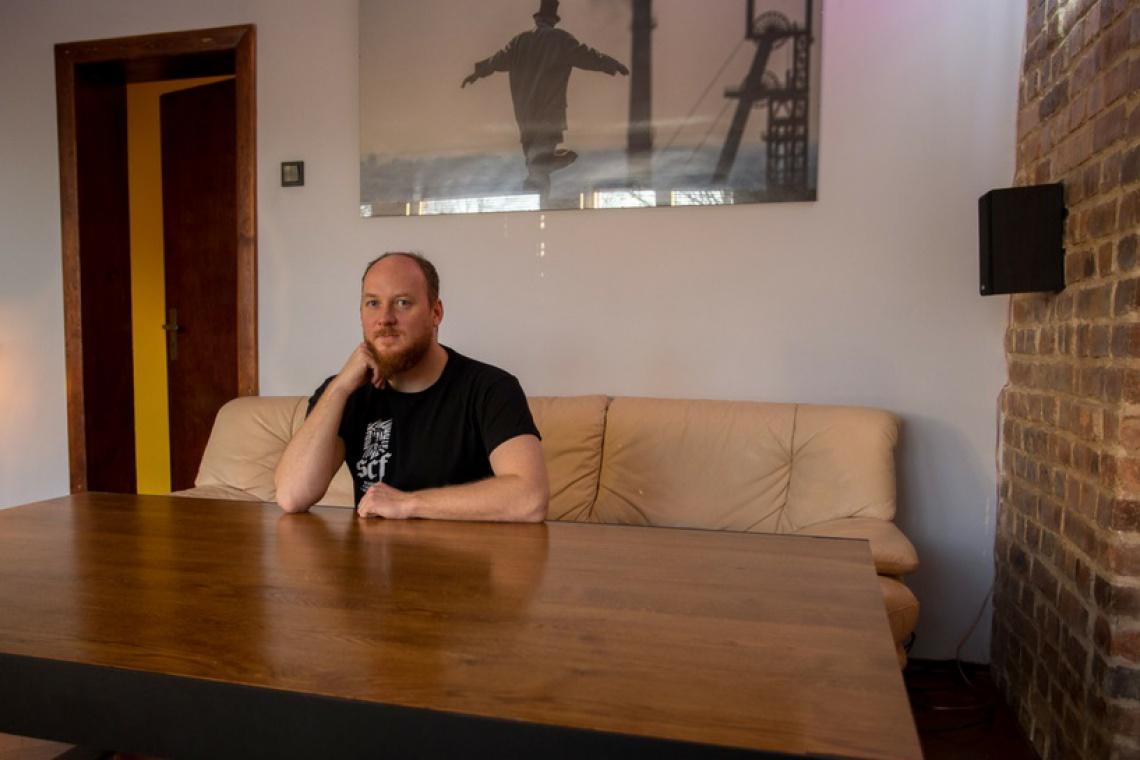 Michał Pośpiech: Pierwsze meble zrobiłem dla siebie