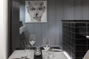 Szara elegancja - zobacz piękną restaurację w Chojnicach
