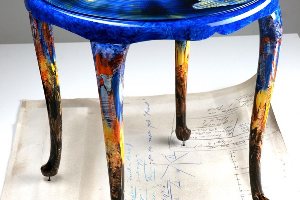 Obiekty sztuki i upcykling. Martin Nielaba łączy niemożliwe