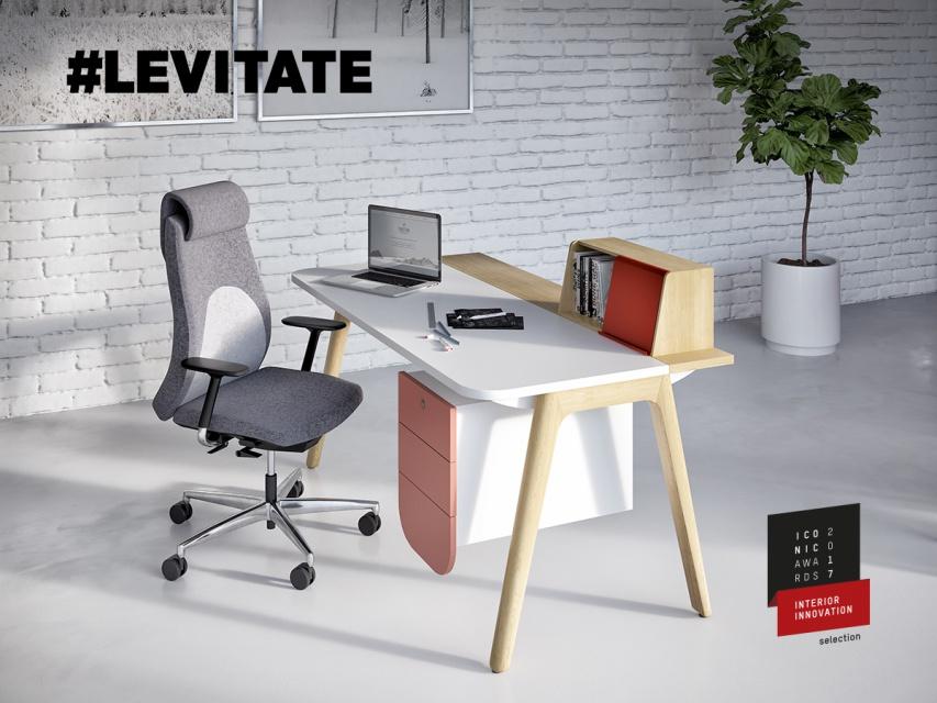 Home office design wygrywa