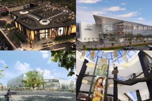 Największe centra handlowe 2017
