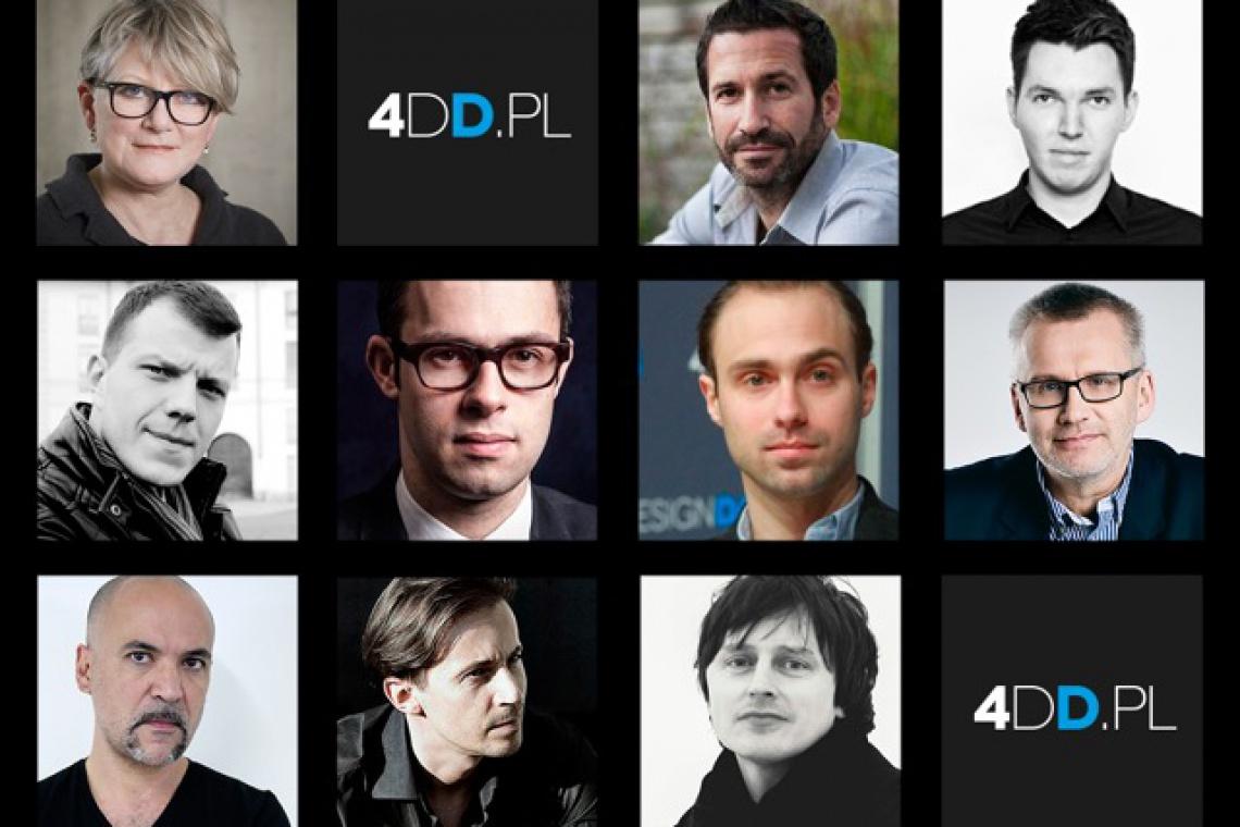 Gwiazdy architektury i designu na 4 Design Days