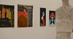 Sztuka zawitała do łódzkiej galerii handlowej