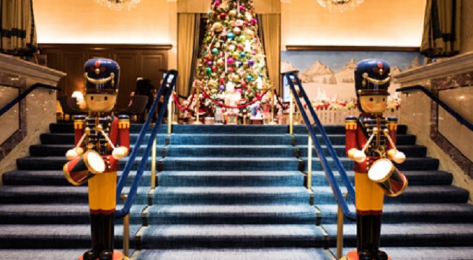 W hotelach wciąż święta - w unikalnym stylu