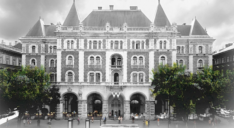 Pałac zaprojektowany na nowo