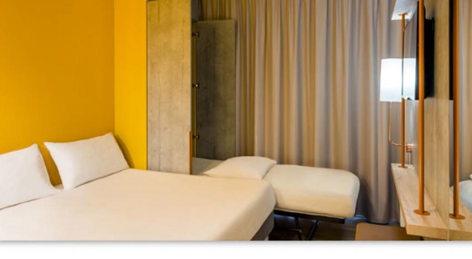 Odświeżony design w hotelach Ibis. Pokój na każdą porę roku