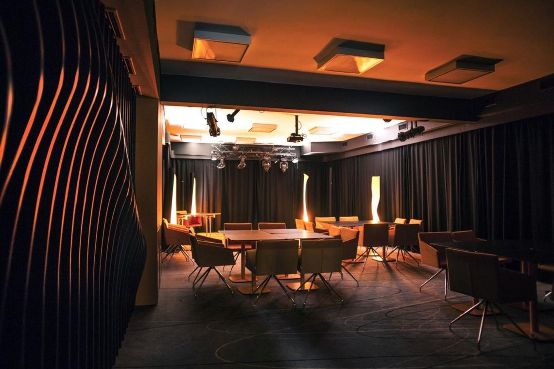 Muzyczne Delivie, czyli sala do zadań specjalnych