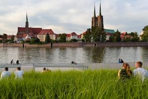 Wrocławskie bulwary Xawerego Dunikowskiego - przestrzeń publiczna warta docenienia