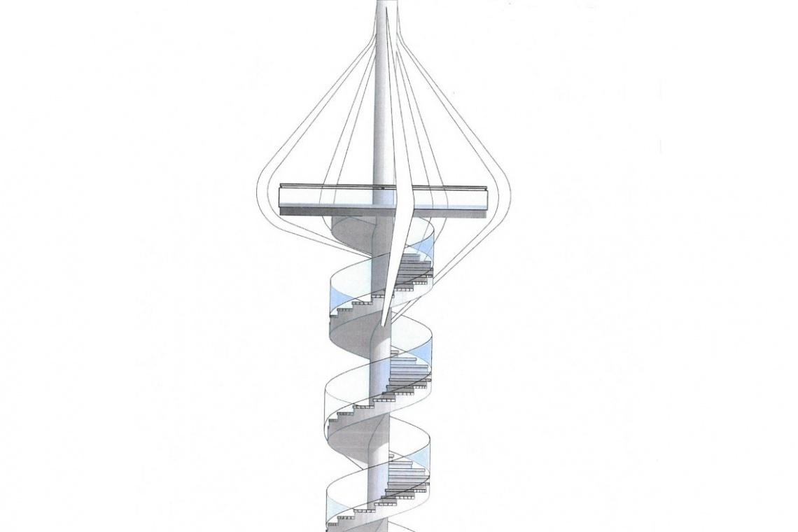 Czterometrowa Matka Boska na wieży - tak wyróżni się Mielec?