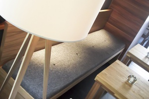 Design z kulturą - zobacz przytulną kawiarnię Hugonówka