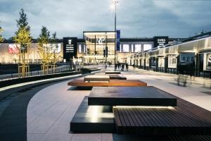Unikalna architektura centrum Posnania doceniona. Projekt w konkursie Property Design Awards