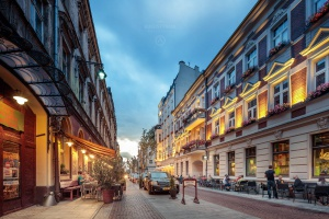 Ulica wraca do mieszkańców - czy Woonerf na Piramowicza zdobędzie Property Design Awards?