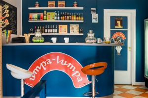 Umpa Lumpa, czyli projekt z czekoladą i cukierkami