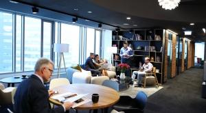 Najnowszy trend - w biurze jak w domu