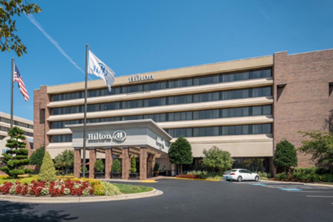 Nowoczesny wystrój hotelu Hilton. Tu liczy się jakość
