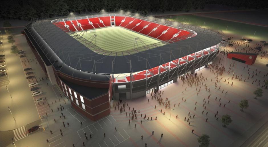 Stadion Widzewa gotowy do zwiedzania