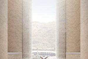 Hotel w sercu Islamu. Wielkie zadanie przed Foster + Partners