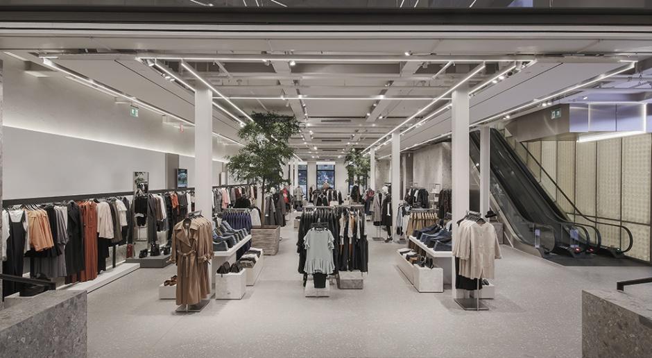 Największy sklep marki Zara już otwarty. Czym zaskoczy?